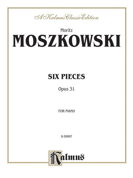 Six Pieces, Op. 31