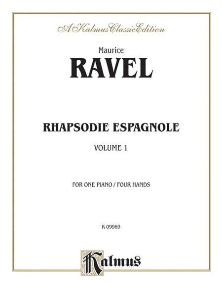 Rhapsodie Espagnole, Volume 1