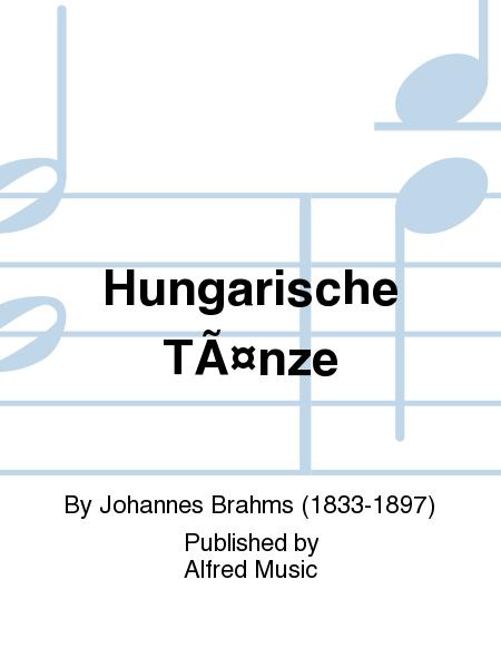 Hungarische Tänze