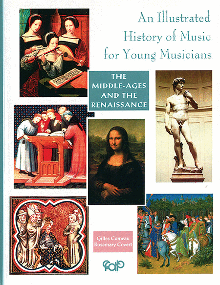 An Illustrated History of Music for Young Musicians