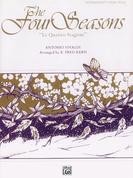 Four Seasons - Piano Solo