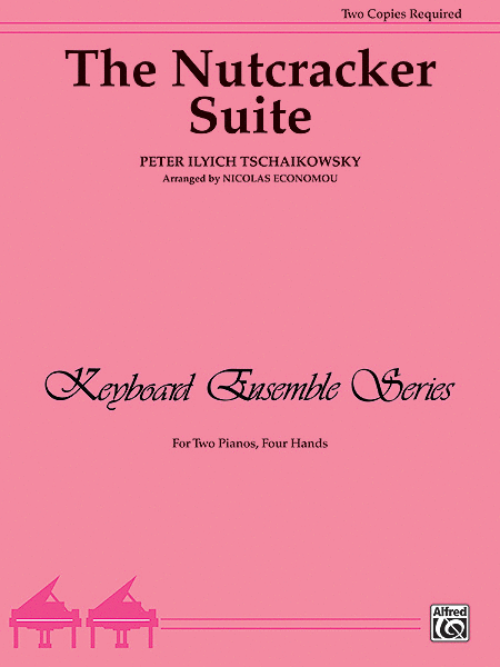 The Nutcracker Suite - 2 Pianos/4 Hands