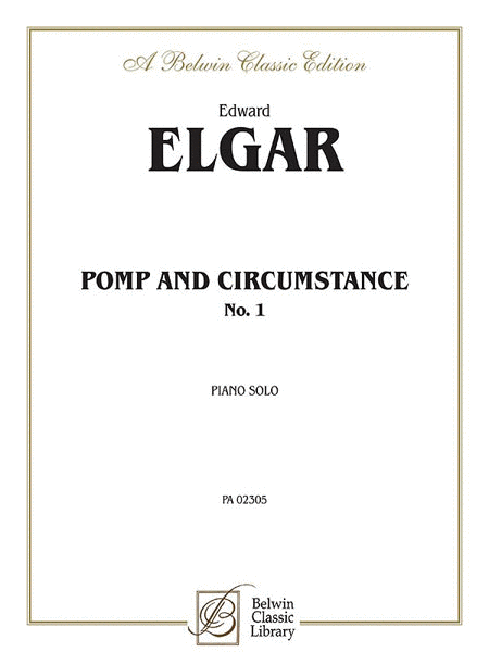 Pomp and Circumstance, No. 1