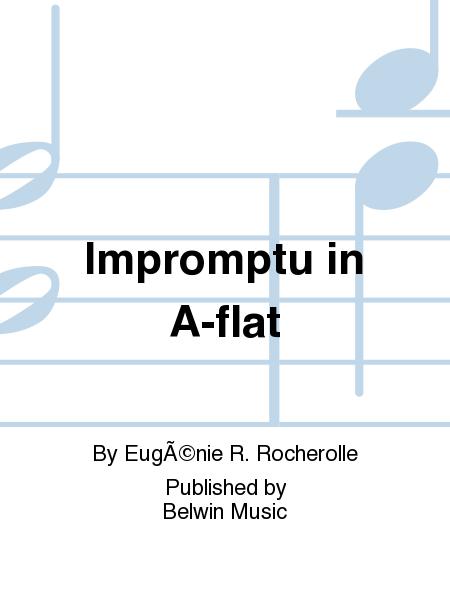 Impromptu in A-flat