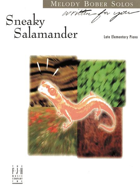 Sneaky Salamander