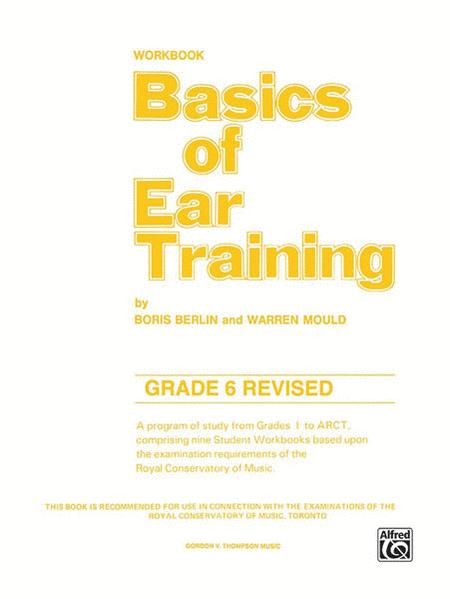 Basics of Ear Training