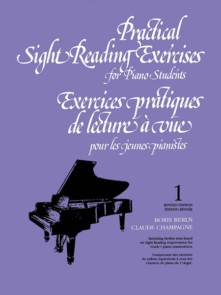 Practical Sight Reading Exercises for Piano Students, Book 1