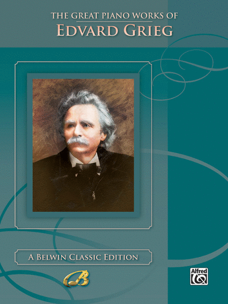The Great Piano Works of Edvard Grieg