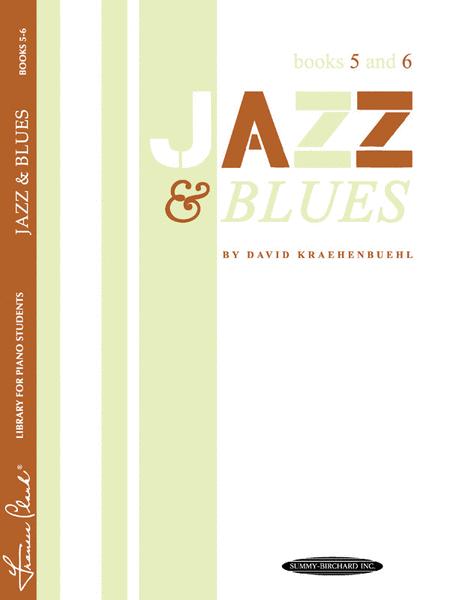 Jazz & Blues, Book 5 & 6