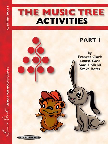 The Music Tree - Part 1 (Activities)