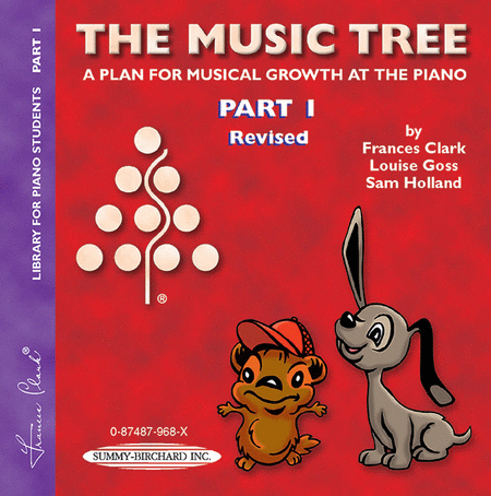 The Music Tree - Part 1 (Accompaniment CD)