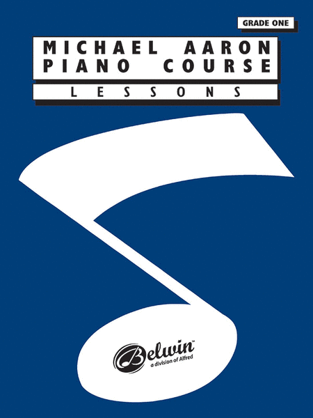 Michael Aaron Piano Course Lessons Grade 1