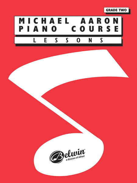 Michael Aaron Piano Course Lessons Grade 2