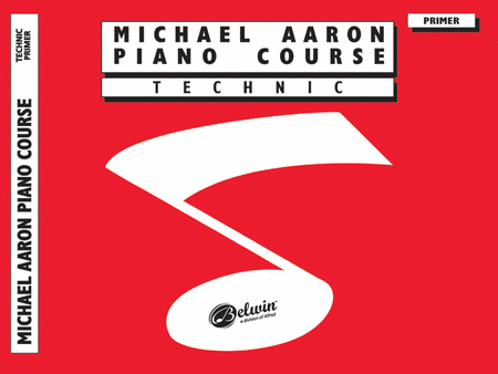 Michael Aaron Piano Course Technic