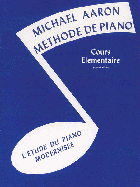 Michael Aaron Piano Course, Book 1