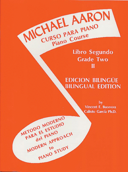Michael Aaron Piano Course (Curso Para Piano), Book 2