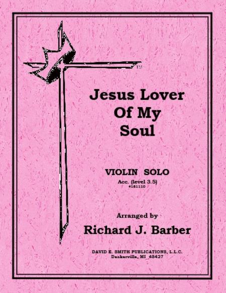 jesus lover of my soul sheet music pdf