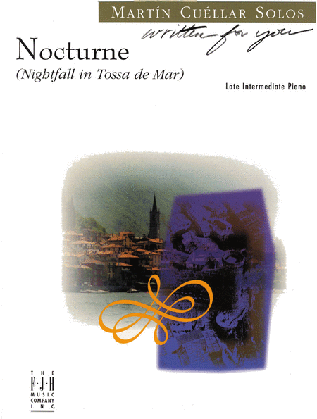 Nocturne (Nightfall in Tossa de Mar)
