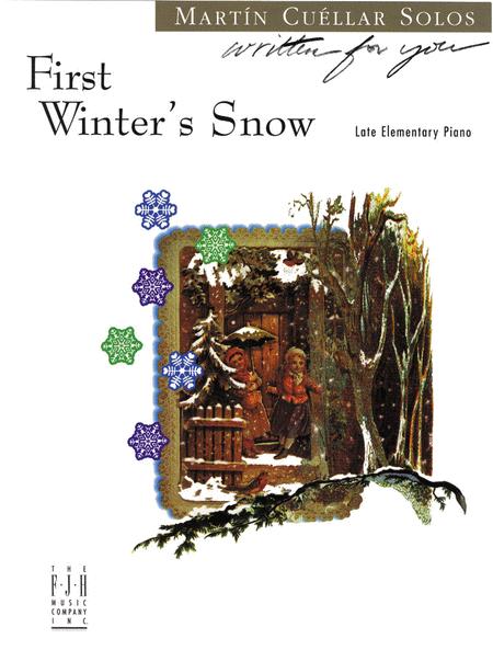 First Winter's Snow