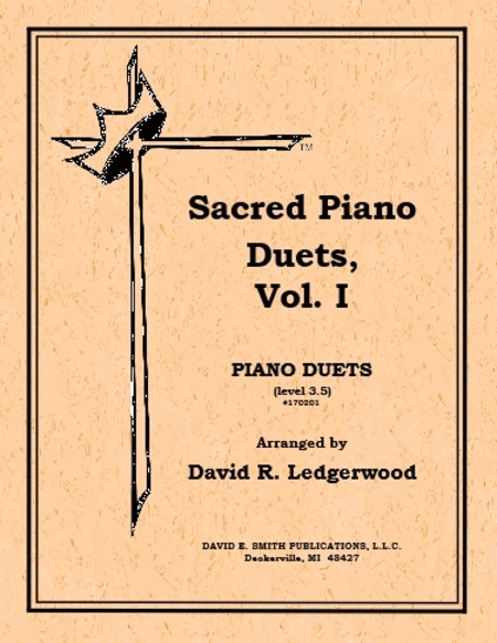 Sacred Piano Duets Volume I (4 hands)