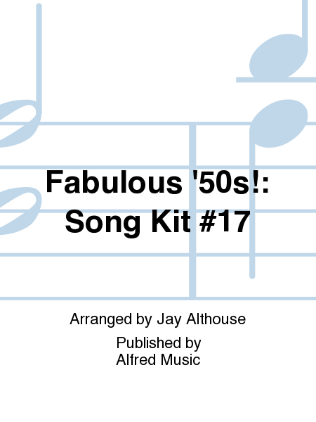 Fabulous '50s!: Song Kit #17