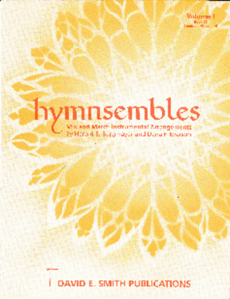 Hymnsembles - Volume I, Book 4 - Alto/Tenor/Baritone Saxes