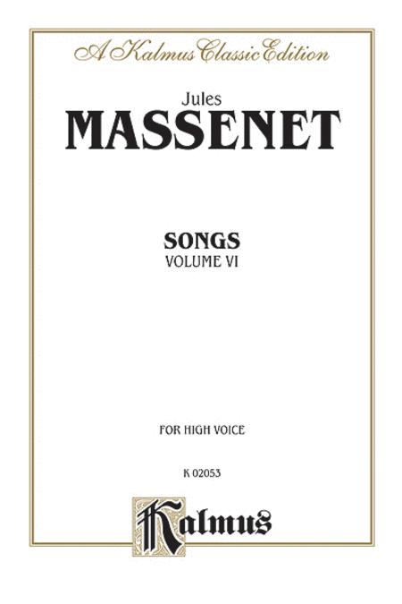 Songs, Volume 6
