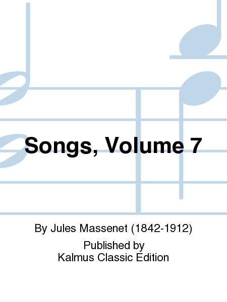 Songs, Volume 7