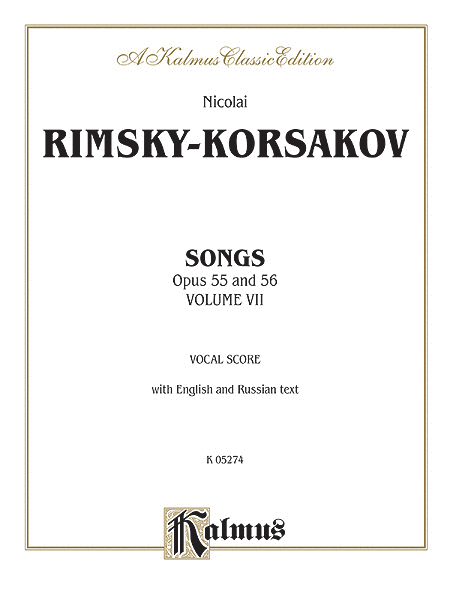 Songs, Op. 55, 56, Volume 7
