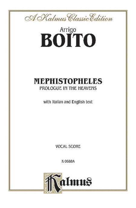 Prologue to Mephistopheles