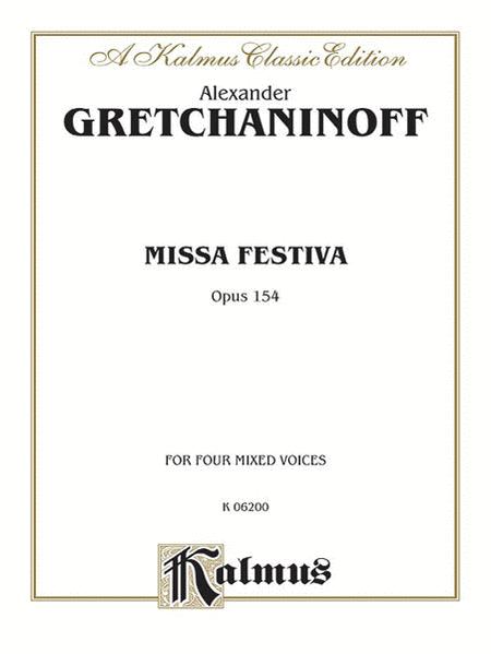 Missa Festiva (Op. 154)
