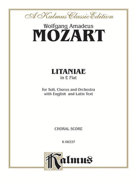 Litaniae in E-flat, K. 243