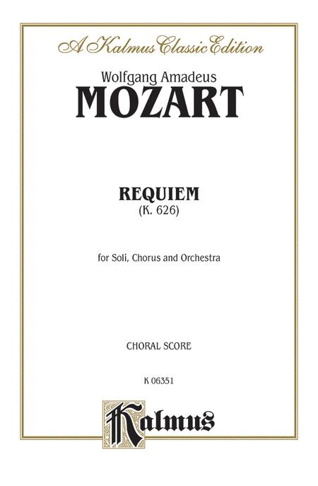 Requiem Mass, K. 626