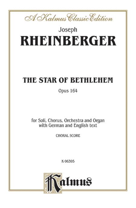 The Star of Bethlehem, Op. 164