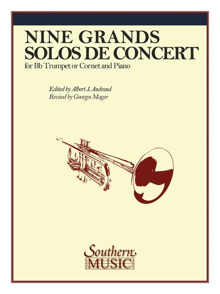Nine Grand Solos De Concert