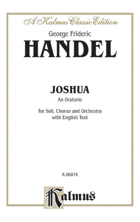 Joshua (1748)