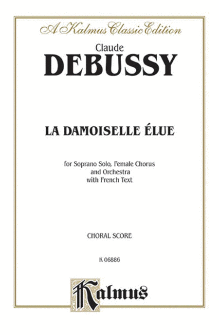 La Damoiselle Elue (The Blessed Damosel)