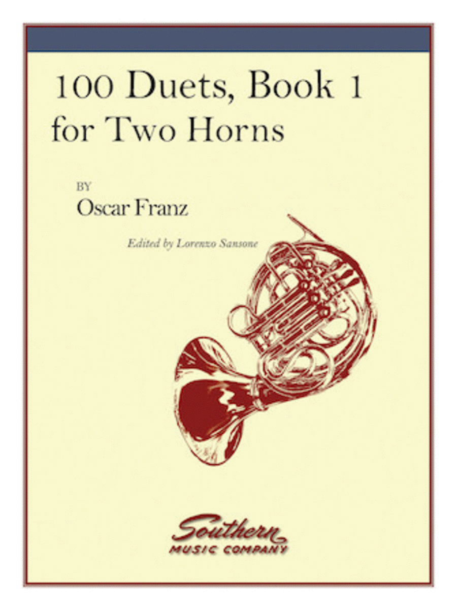 100 Duets, Book 1