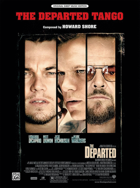 The Departed Tango (from 'The Departed')
