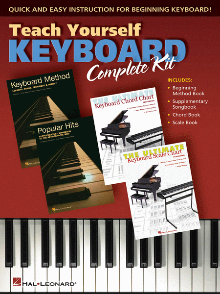 Teach Yourself Keyboard - Complete Kit