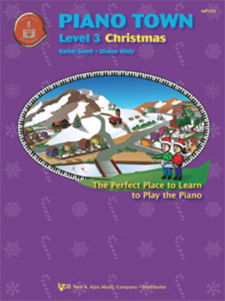 Piano Town, Christmas - Level 3