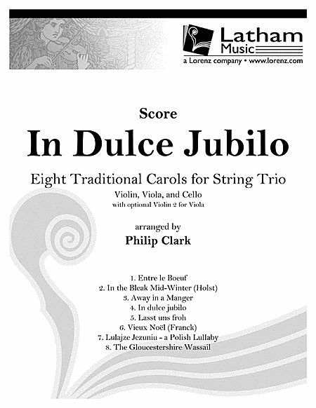 In Dulce Jubilo (Score only)