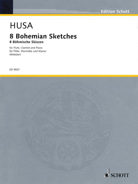 8 Bohemian Sketches (1958)