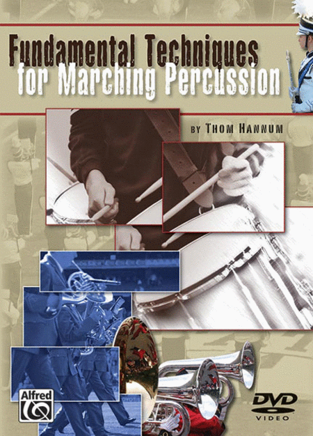 Fundamental Techniques for Marching Percussion