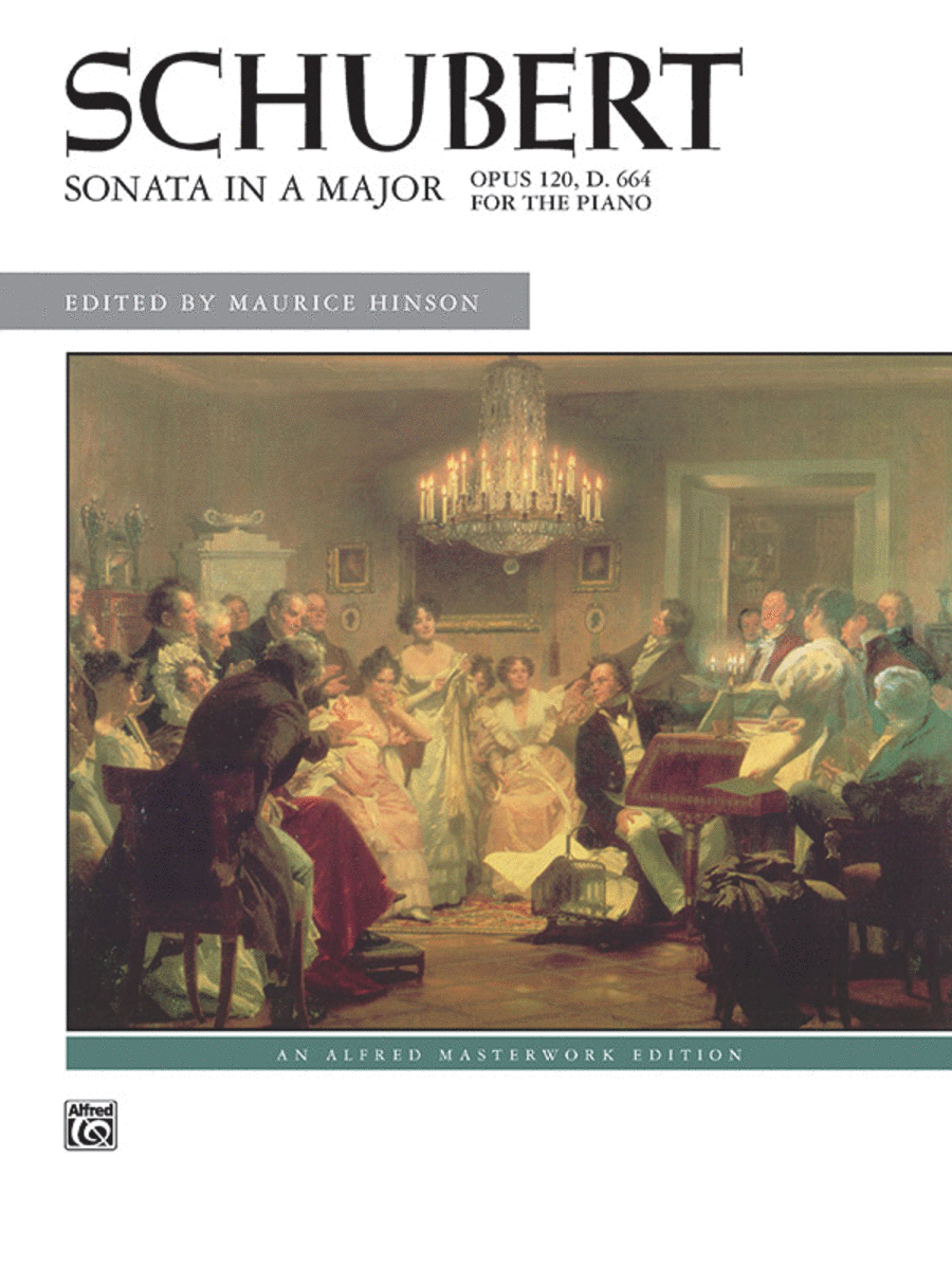 Sonata in A Major, Op. 120, D. 664