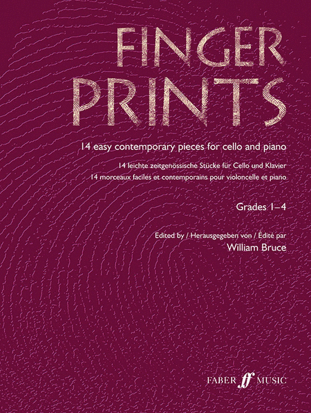 Fingerprints for Cello and Piano