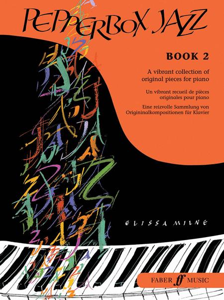 Pepperbox Jazz - Book 2