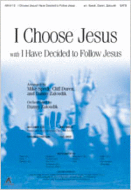I Follow This Chick On Ig She Has The Best Booty The: I Choose Jesus With I Have Decided To Follow Jesus (Anthem