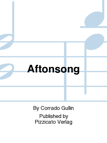 Aftonsong