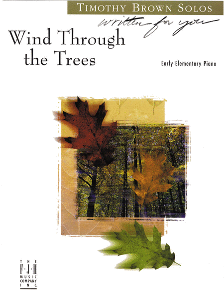 Wind Through the Trees